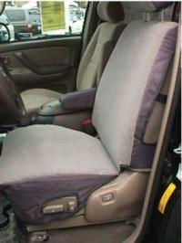 2000 2004 Toyota Sequoia Exact Fit Seat Covers For Front