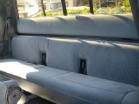 1992 1999 Ford F150 F250 Super Cab Rear Bench Seat With