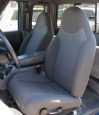 1998 2002 Ford Ranger High Back Front Bucket Seats With