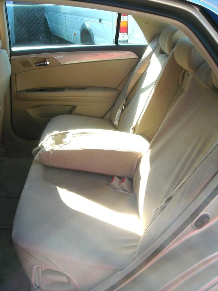 2005 2010 Toyota Avalon Front And Back Seat Set Front