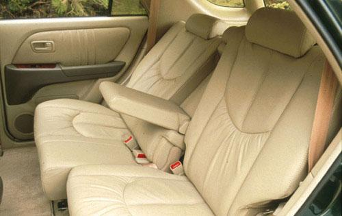 1998 2003 Lexus Rx300 Rear 40 60 Split Bench Seat With 3
