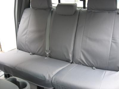 2005 2011 Toyota Tacoma Rear 40 60 Split Seat With 3