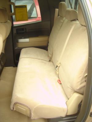 2007 2013 Toyota Tundra Double Cab Set Front 40 20 40