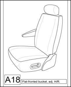 1995 gmc truck seats