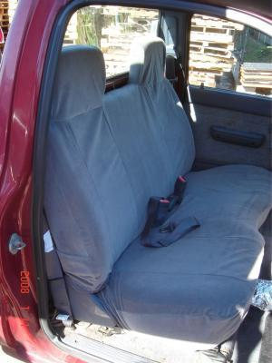 1995 2004 Toyota Tacoma Regular Cab High Back Bench Seat With Small Shifter Cutout Manual