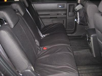2009 2011 Ford Flex Middle 60 40 Split Bench Seat With