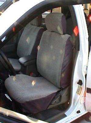 1999,2000,2001 NISSAN XTERRA SEAT COVERS FOR FRONT BUCKETS