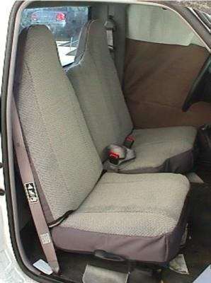 1998 2003 Ford Ranger Xl Regular Cab Front 60 40 Split Bench Seat With Molded Headrests And