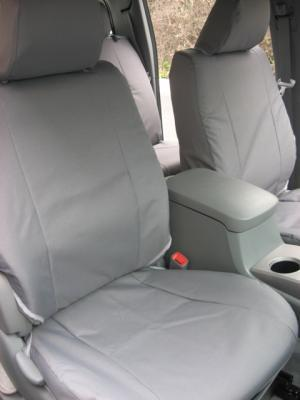 2009 2014 toyota tacoma sr5 front bucket seats with side impact airbags in seats durafit. Black Bedroom Furniture Sets. Home Design Ideas