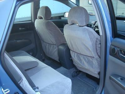 2005 2009 Toyota Prius Front And Back Seat Set Front