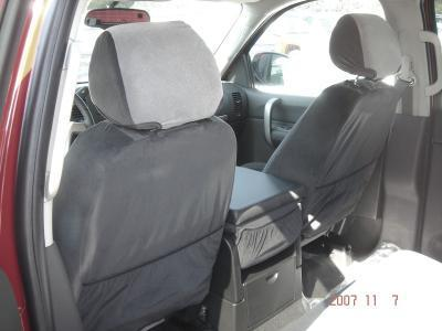 2007 2013 Chevy Silverado Lt Xcab Front And Back Seat Set