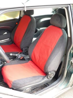 2002 2006 Bmw Mini Cooper Front Bucket Seats With