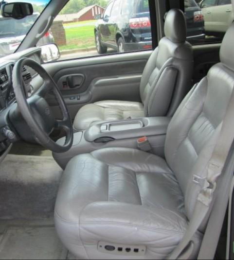 1995 1999 Chevy Suburban Tahoe And Gmc Yukon Captain Chairs With Electric Drivers Side And
