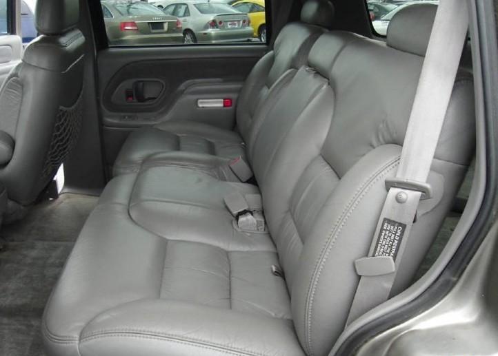 Fantastic 1996 1999 Chevy Tahoe And Gmc Yukon Rear 60 40 Bench Seat Customarchery Wood Chair Design Ideas Customarcherynet