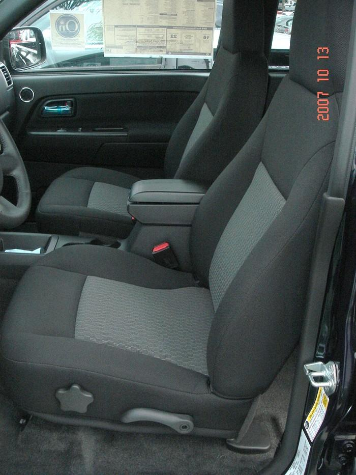 2004 2012 Chevy Colorado And Gmc Canyon Front High Back Bucket Seats Durafit Covers Custom