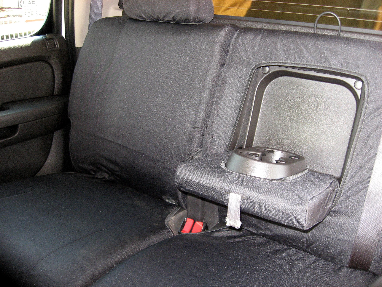 2007 2013 Chevy Silverado Gmc Sierra Double Cab Rear 60