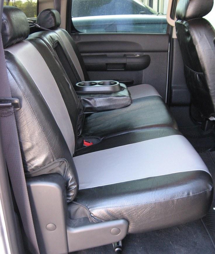 2007-2014 Chevy Silverado, GMC Sierra Double Cab Rear 60