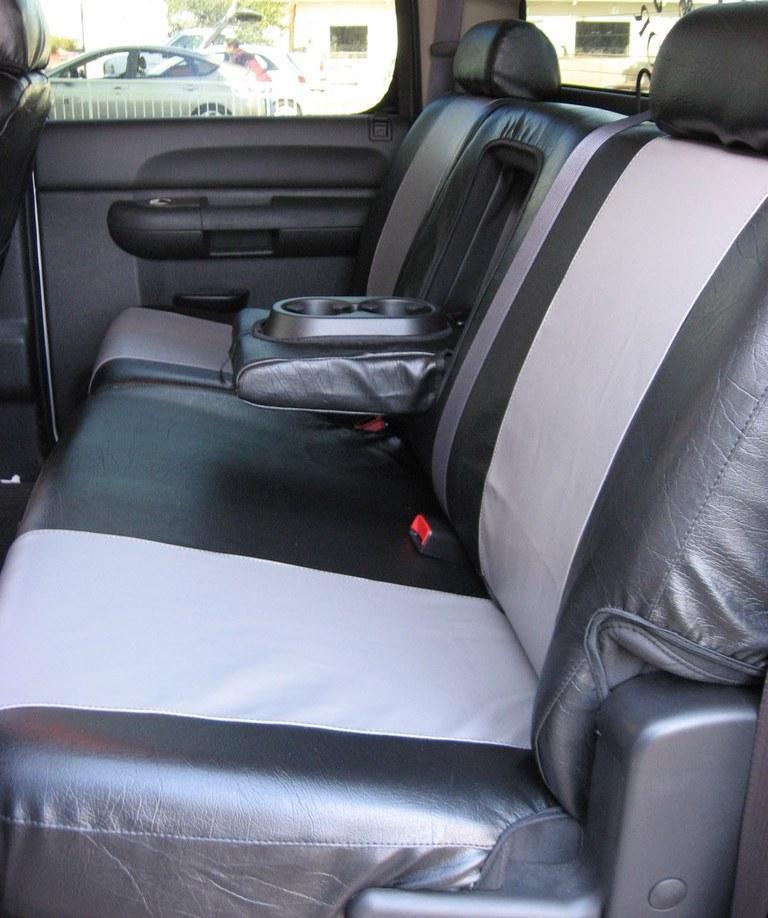 2007 2014 Chevy Silverado Gmc Sierra Double Cab Rear 60