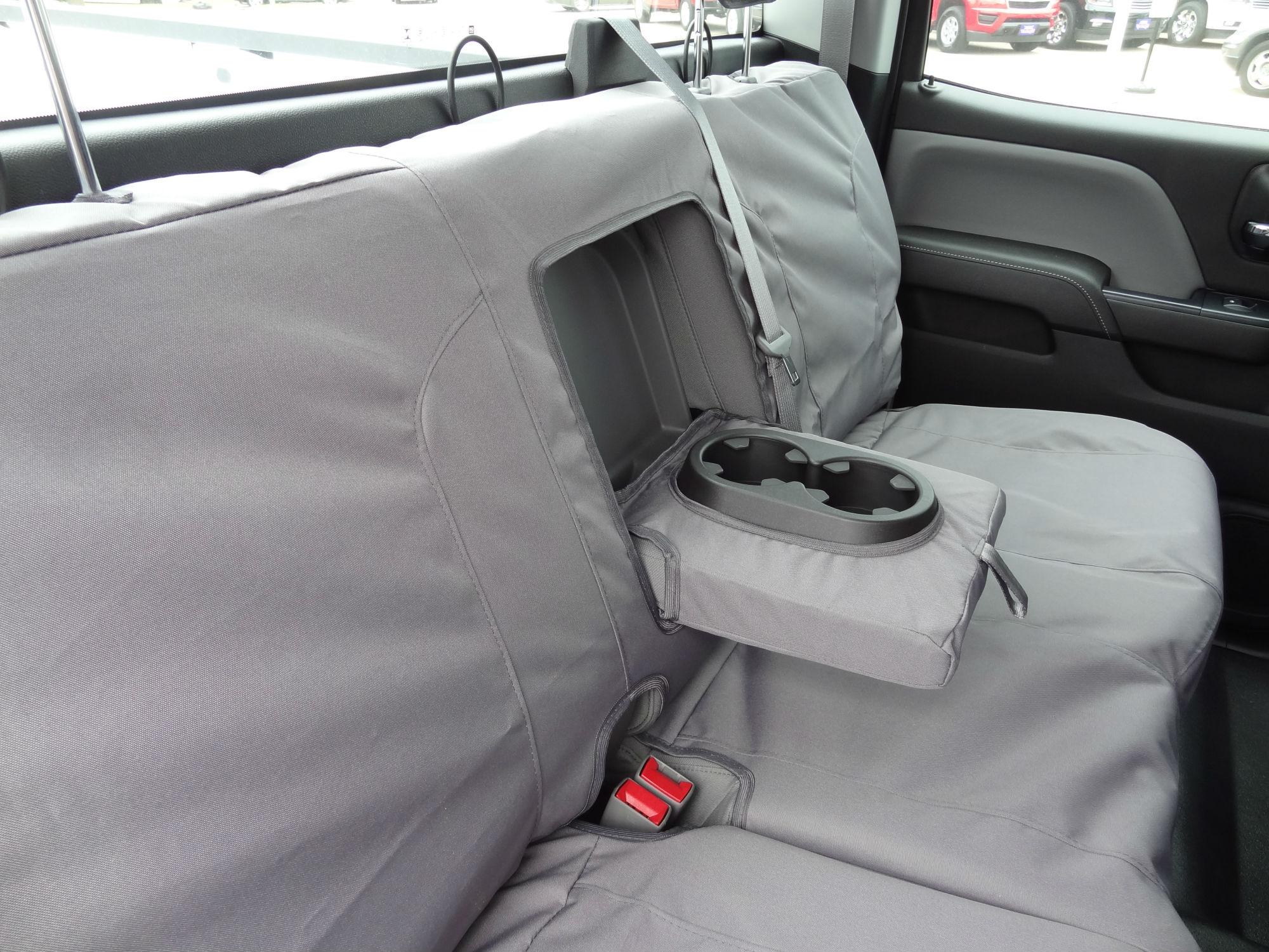 2014-2017 Chevy Silverado Rear 60/40 Split Bench Seat with Fold ...