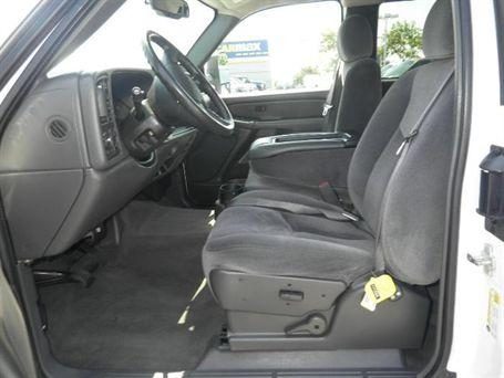 2003 2007 Chevy Silverado And Suburban Front 40 20 40 Split Seat With Electric Drivers Side