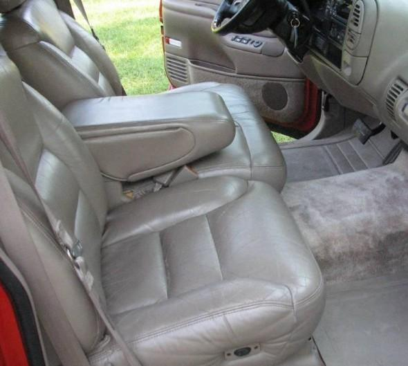 60 40 Bench Seat Covers Chevy