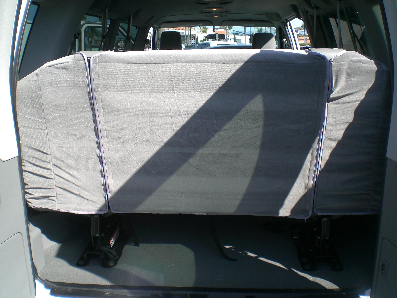 2008 Ford E Series 15 Passenger Van Complete Set Durafit
