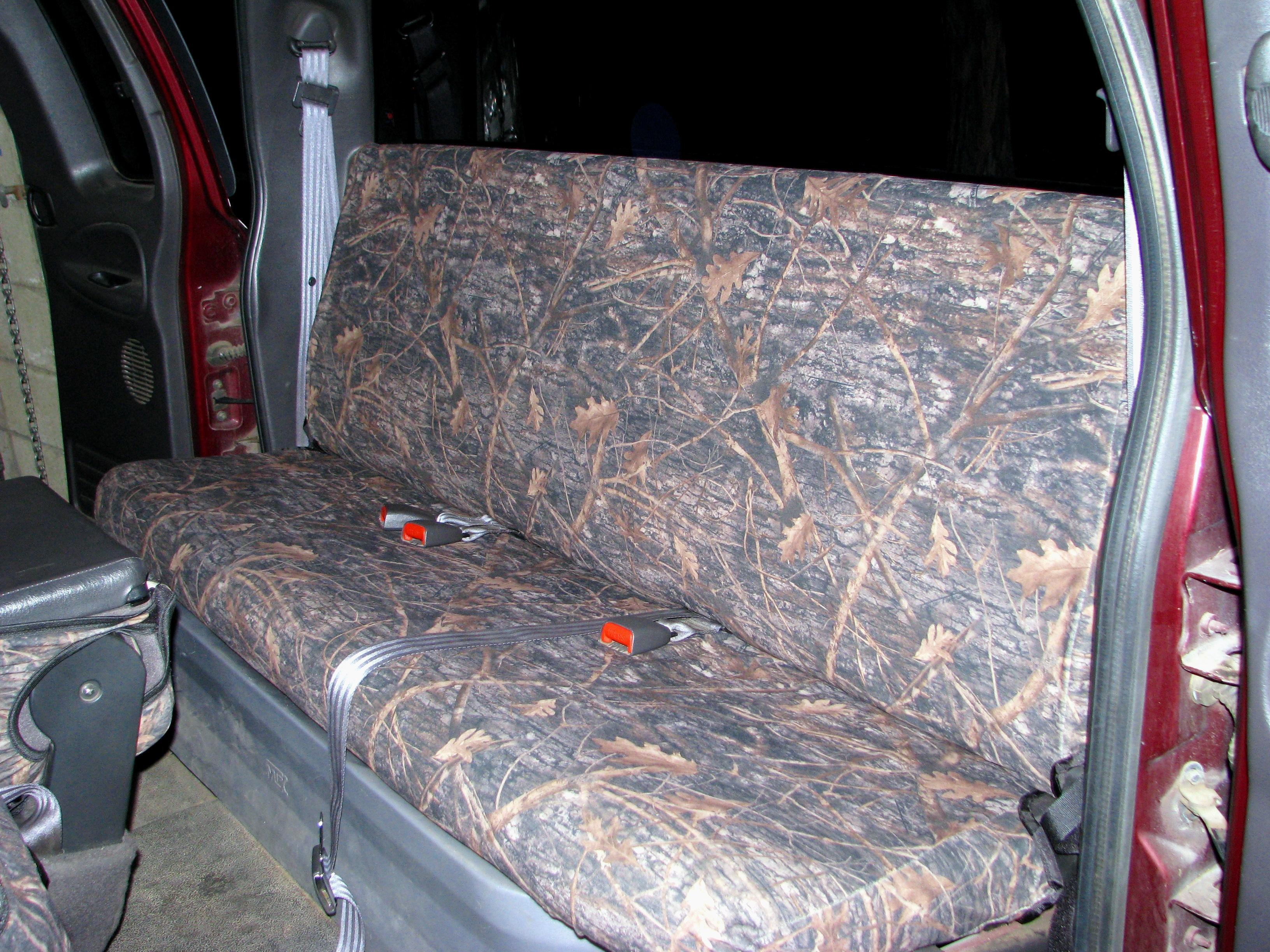 1998 2002 Dodge Ram Truck Xcab Slt Rear Solid Bench Seat