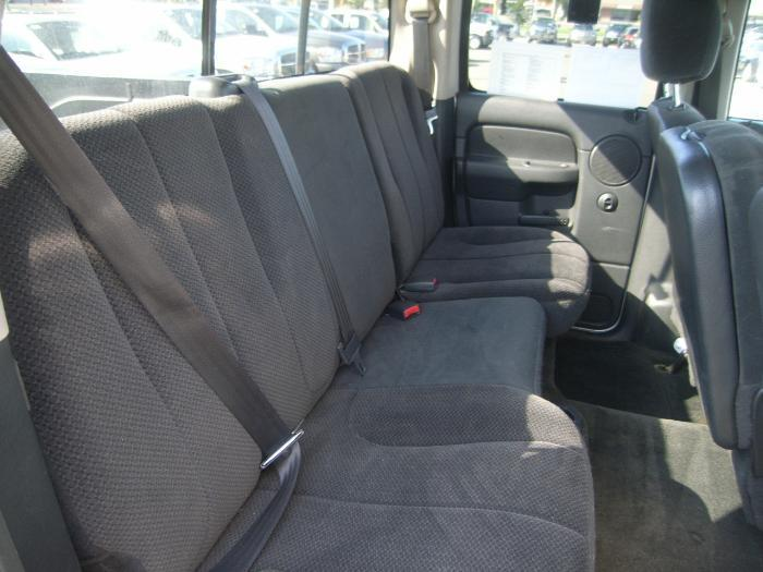2002 2009 Dodge Ram Rear Solid Bench Seat Without