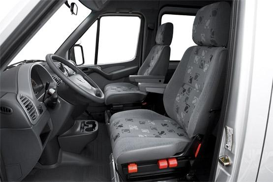 2002 2011 Dodge Sprinter Passenger Van Front Bucket Seats
