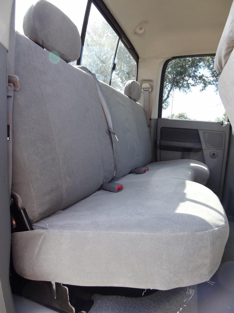 2004 2008 Dodge Ram 1500 3500 Crew Quad Cab Rear Solid