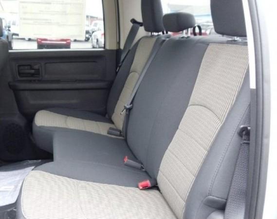 2011 2014 Dodge Ram 1500 3500 Quad And Crew Cab Rear Solid