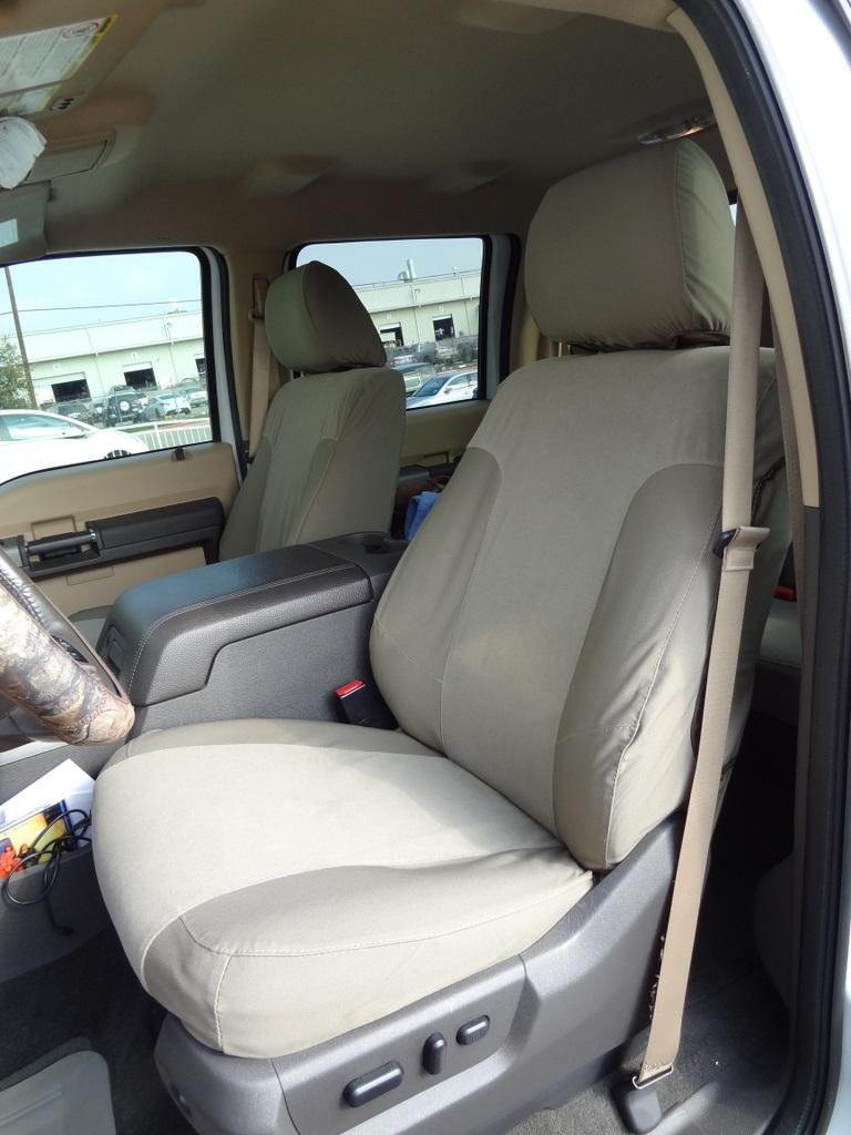 F250 Seat Covers >> 2011-2015 Ford F250-F550 Lariat and King Ranch Front Bucket Seats and Rear 60/40 Split Bench ...