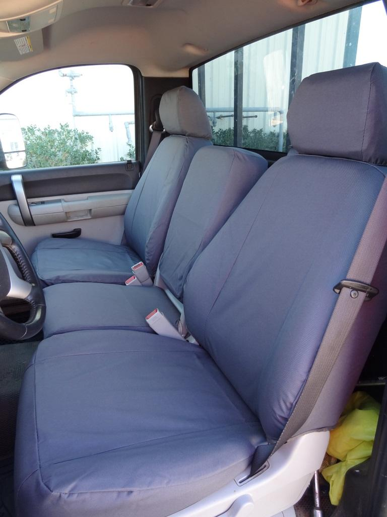 Cool 2007 2013 Chevy Silverado Lt Xcab Front And Back Seat Set Machost Co Dining Chair Design Ideas Machostcouk
