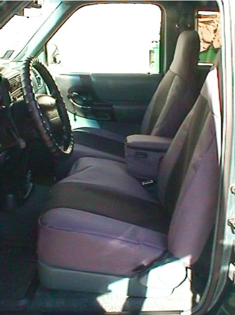 Ford Ranger 60 40 Split Bench Seat Covers Velcromag