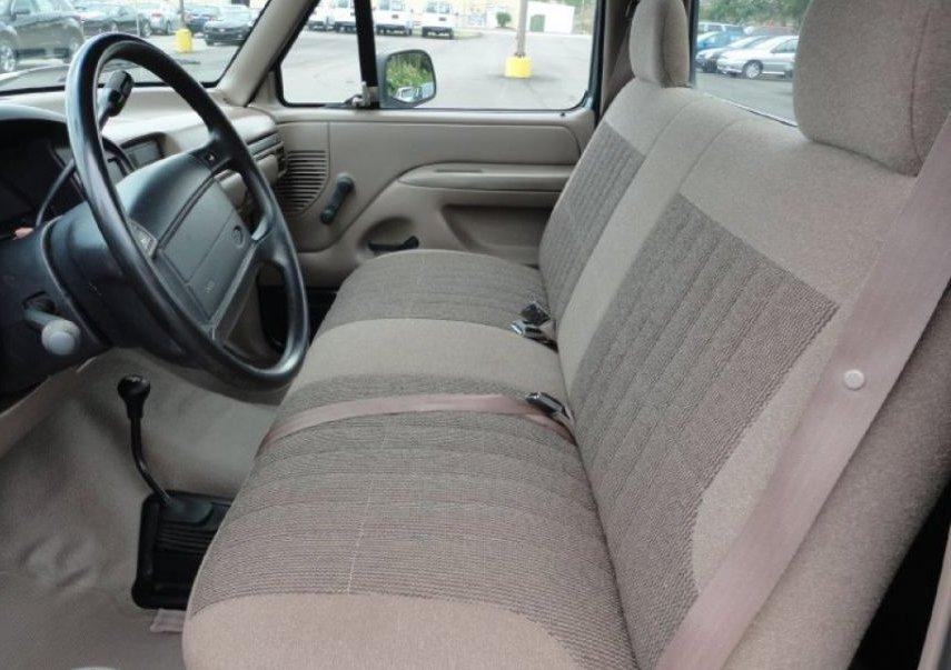 Stupendous 1993 Ford F150 Bench Seat Covers Machost Co Dining Chair Design Ideas Machostcouk