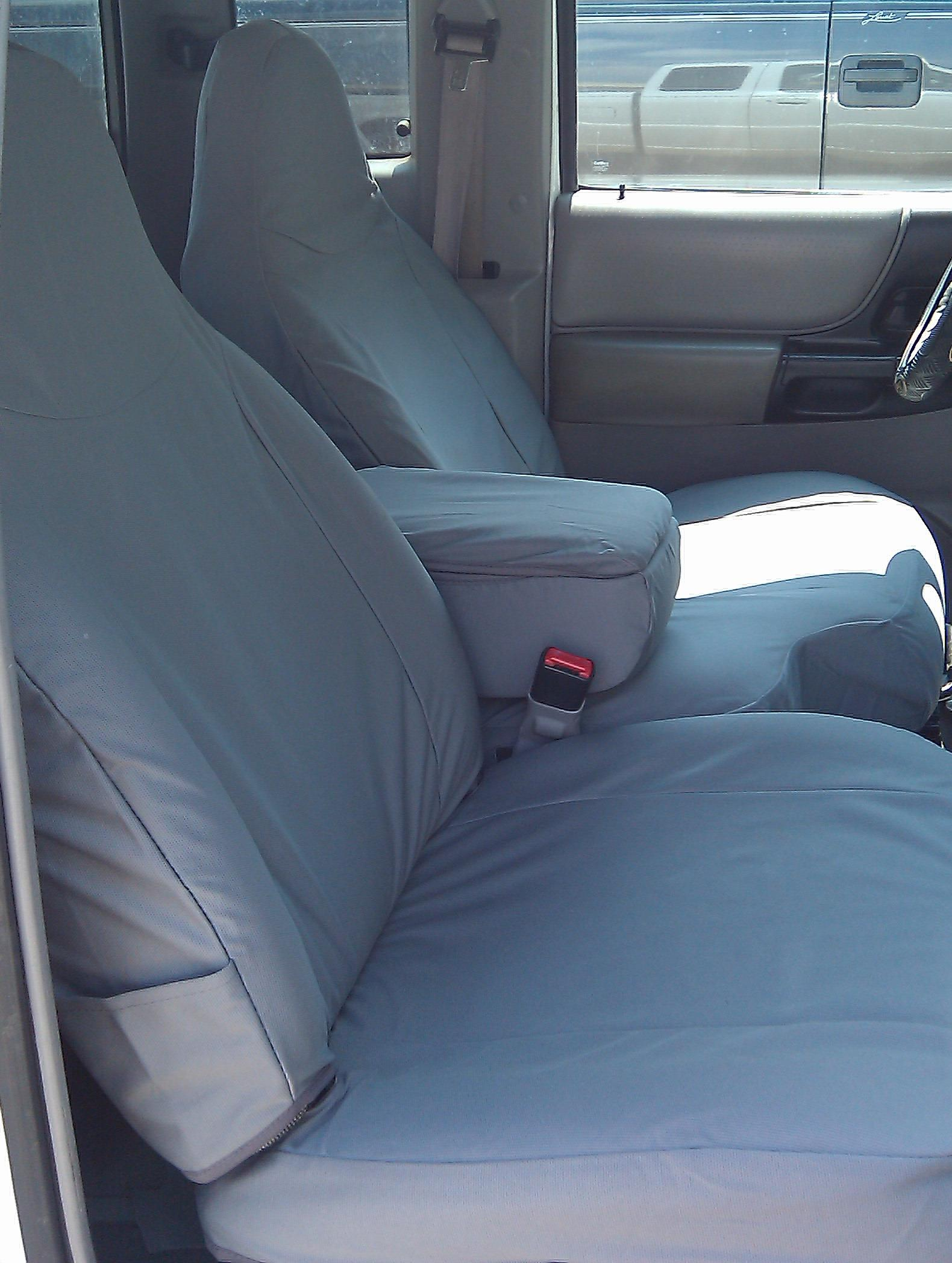 60 40 Bench Seat Covers Ford Ranger