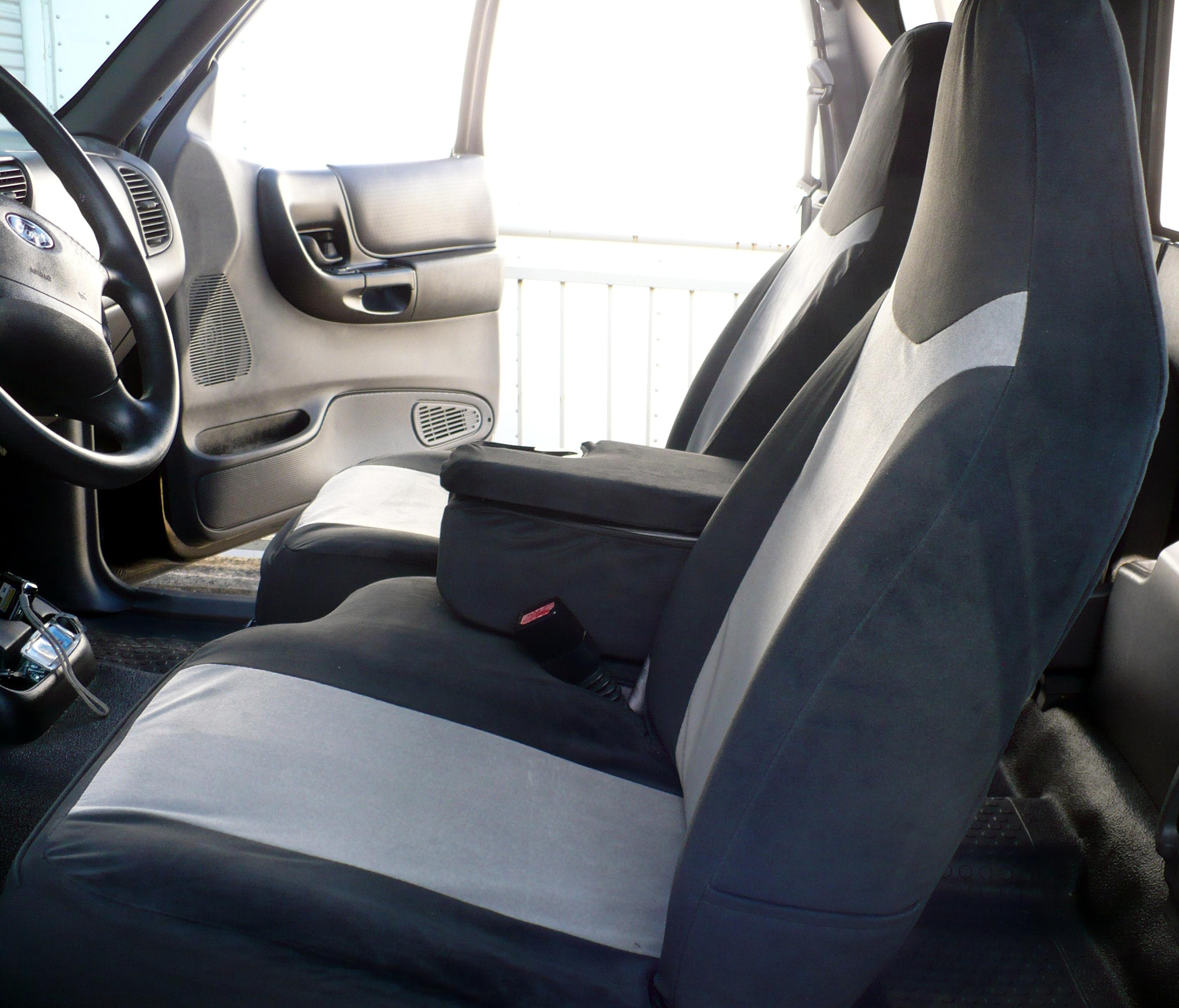2002 2003 ford ranger 60 40 split seat with opening center. Black Bedroom Furniture Sets. Home Design Ideas