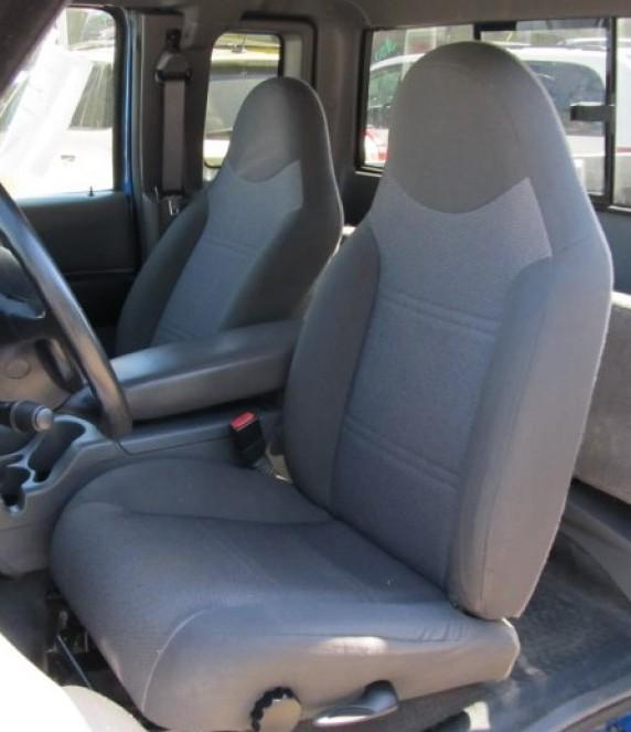 1998 2002 ford ranger high back front bucket seats with. Black Bedroom Furniture Sets. Home Design Ideas