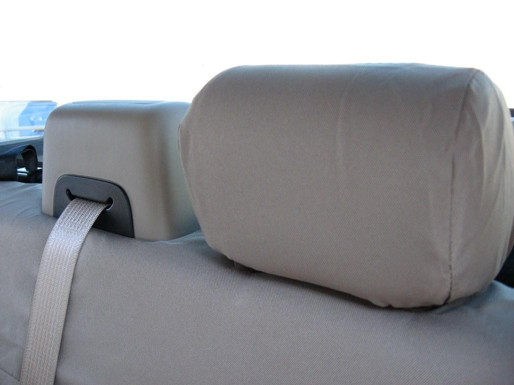 2004 2008 Ford F150 Super Crew Front And Back Seat Set