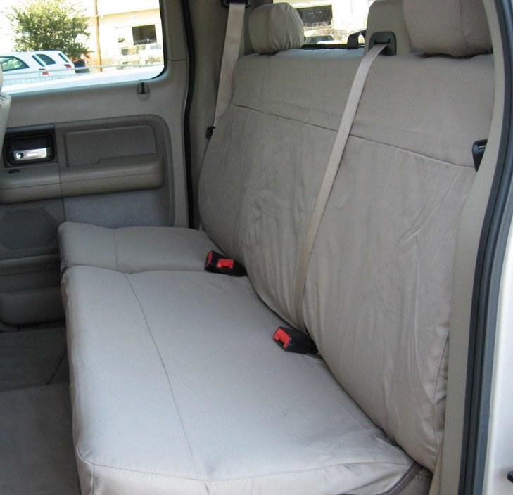 2004 2008 Ford F150 Xl Super Cab Front And Back Seat Set