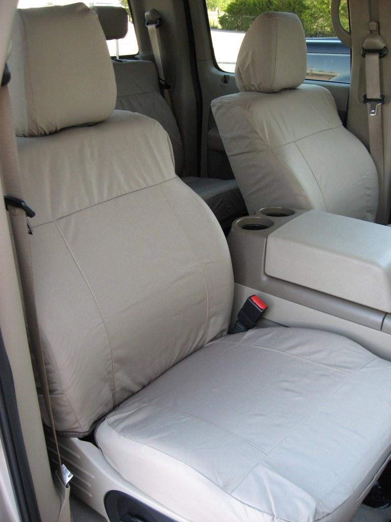 2004 2008 ford f150 super crew front and back seat set front