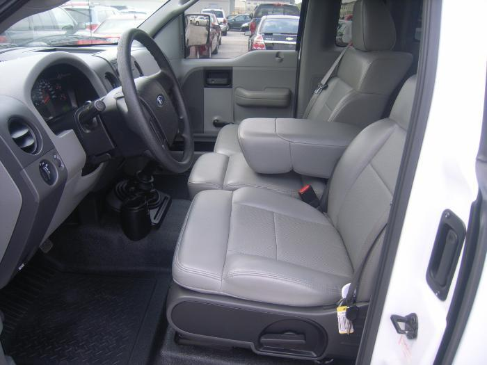 Incredible 2004 2008 Ford F150 Xl Or Standard Cab Front 40 20 40 Split Ibusinesslaw Wood Chair Design Ideas Ibusinesslaworg
