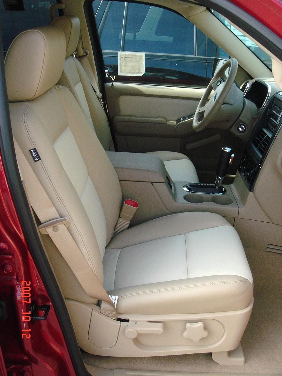 2010 Ford Explorer Seat Covers Velcromag