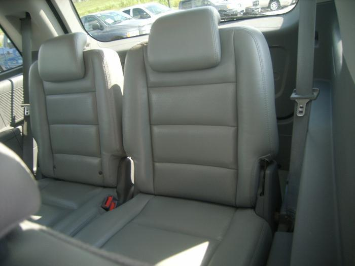 2004 2007 Ford Freestyle 3rd Row 50 50 Split Bench Seat