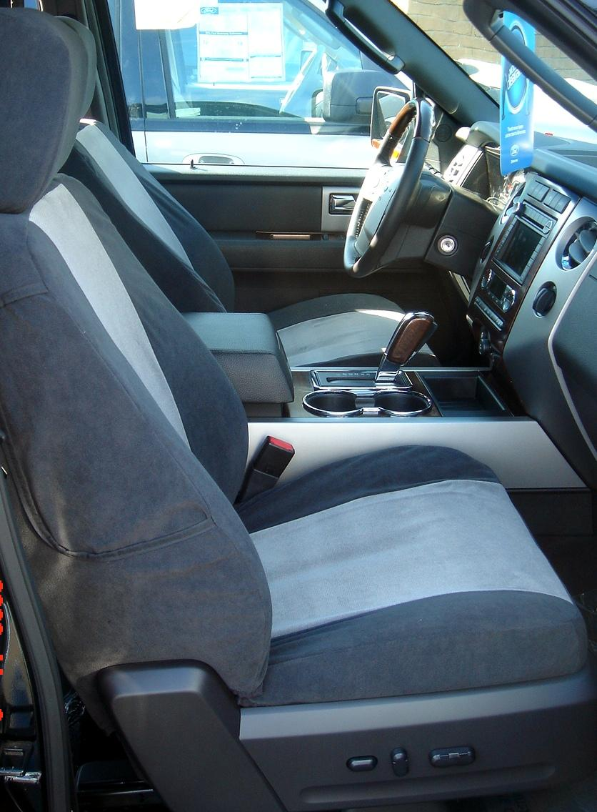 2009 2013 Ford Expedition Front And Middle Seat Set Front