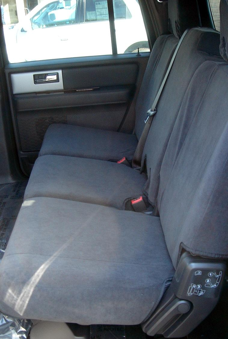 2007 2013 ford expedition middle 33 33 33 split seat durafit covers custom fit car covers. Black Bedroom Furniture Sets. Home Design Ideas