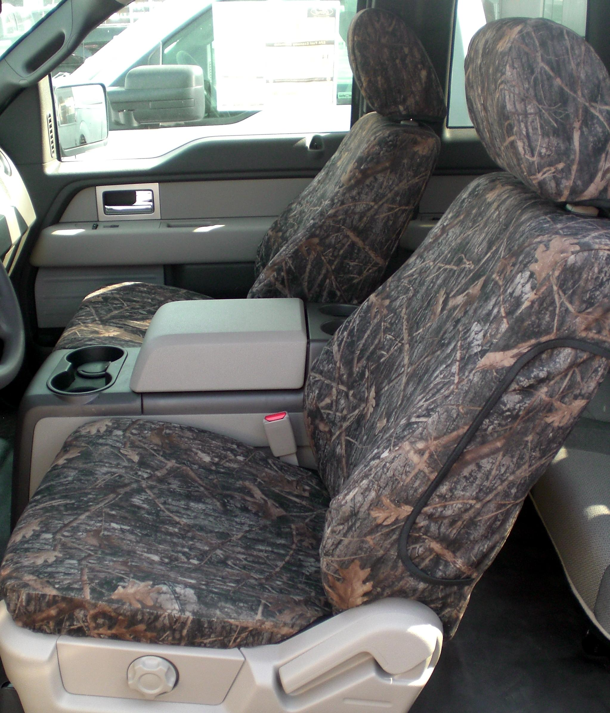 2010 Ford Ranger Super Cab Exterior: 2010 Ford F150 Super Cab Front And Back Seat Set. Front
