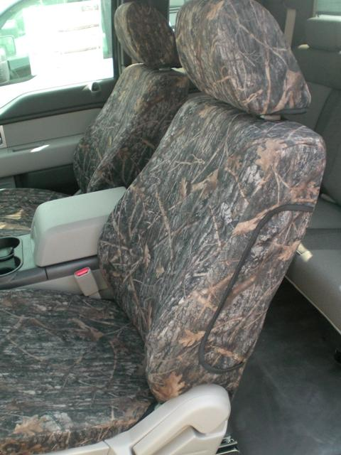 2009 Ford F150 Super Crew Front Bucket Seats And Rear 60