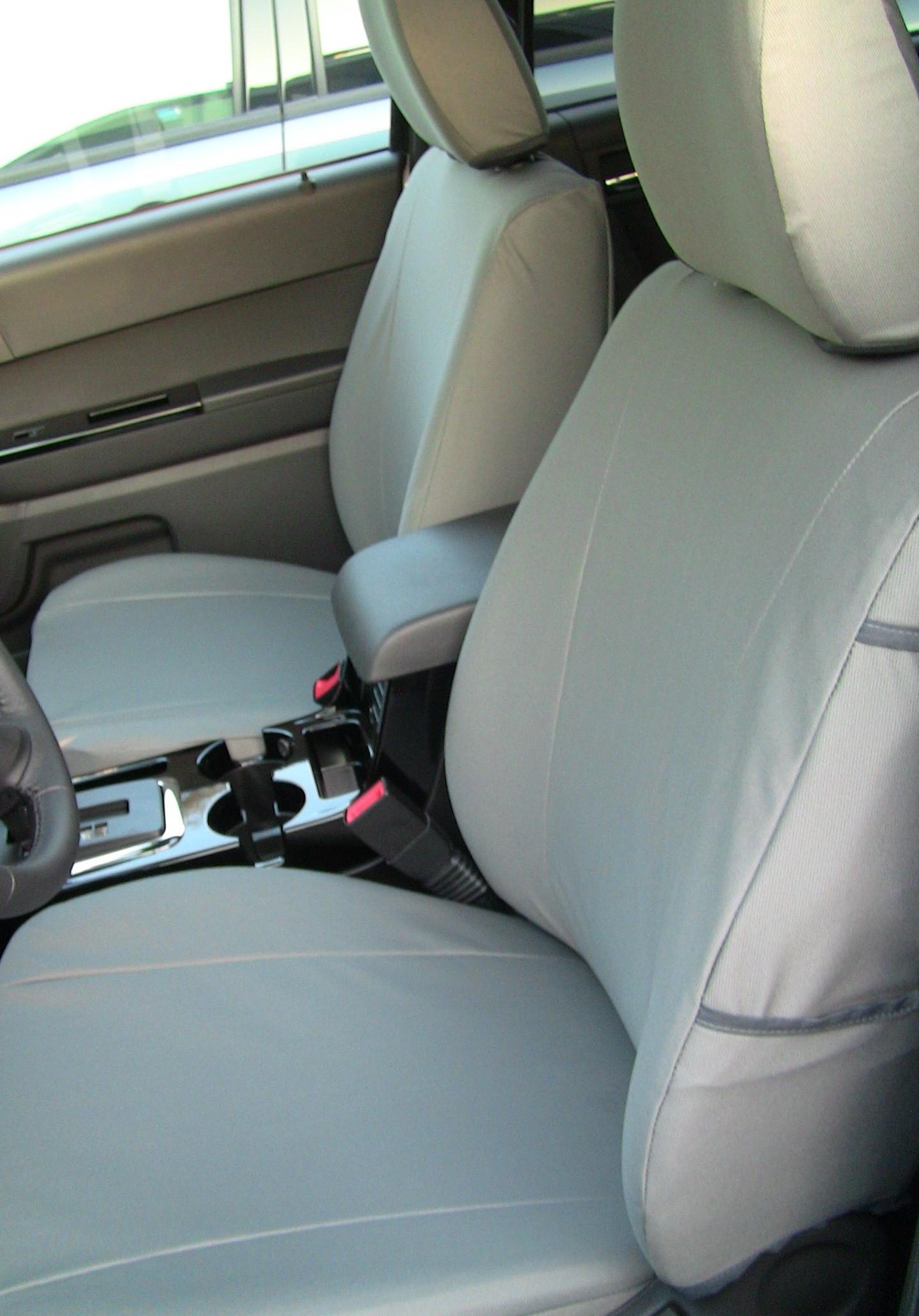 2009-2012 Ford Escape Front Bucket Seats with Side Impact Airbags