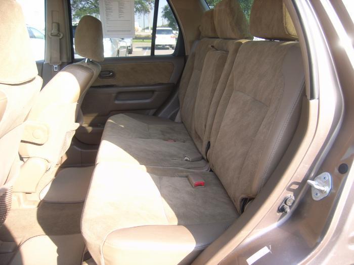 2002 2004 Honda Crv Seat Covers For Rear 40 60 With 3 Adjustable Headrest Integrated Armrests W Drink Holder